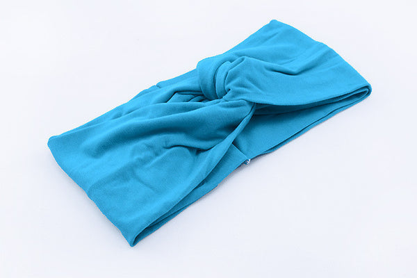 Yoga Accessories - Twisted Hairbands / Headbands