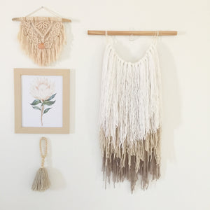 Wild and Free Fibre Art - Wanderlust Collective