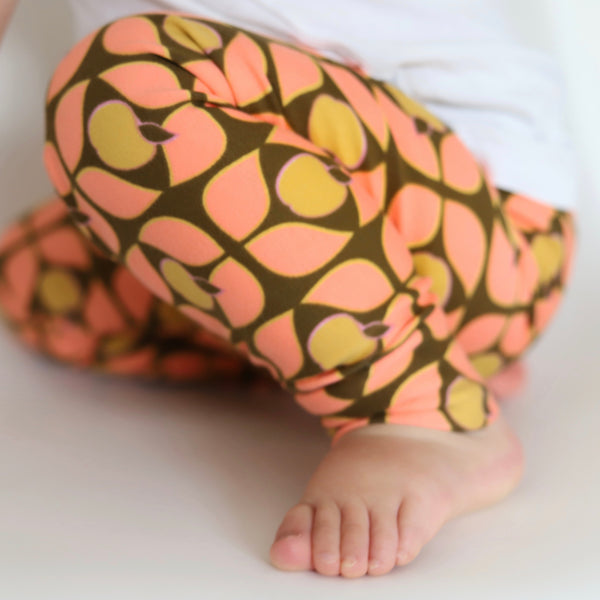 Soft as a Lamb Spiced - Fleece Lined Little Ones' Leggings