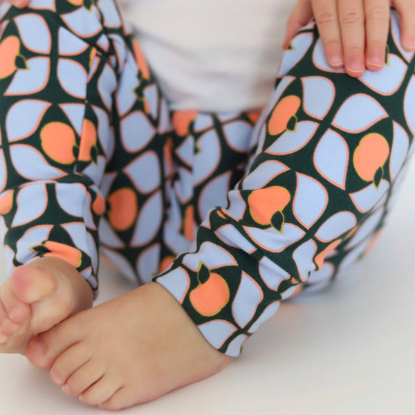 Soft as a Lamb Frosted - Fleece Lined Little Ones' Leggings