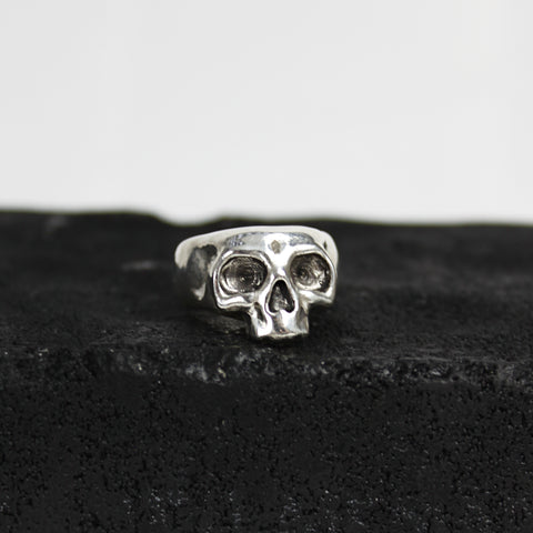 Anthro Skull Ring