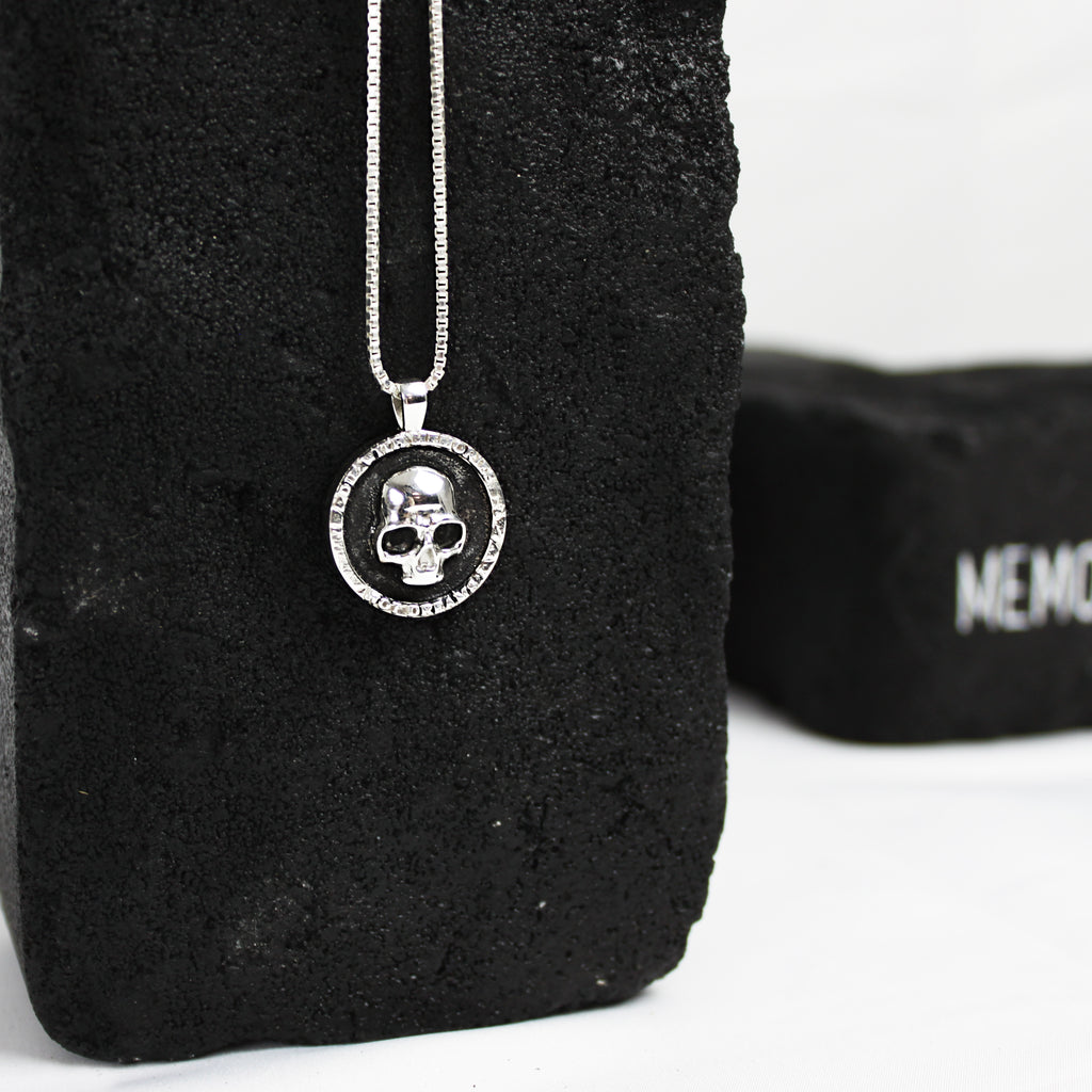 Memories Not Dreams Pendant