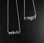 'Angel' or 'Rebelle' Necklaces