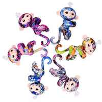Colorful Fingerlings Monkey
