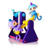 Monkey Seesaw Playset