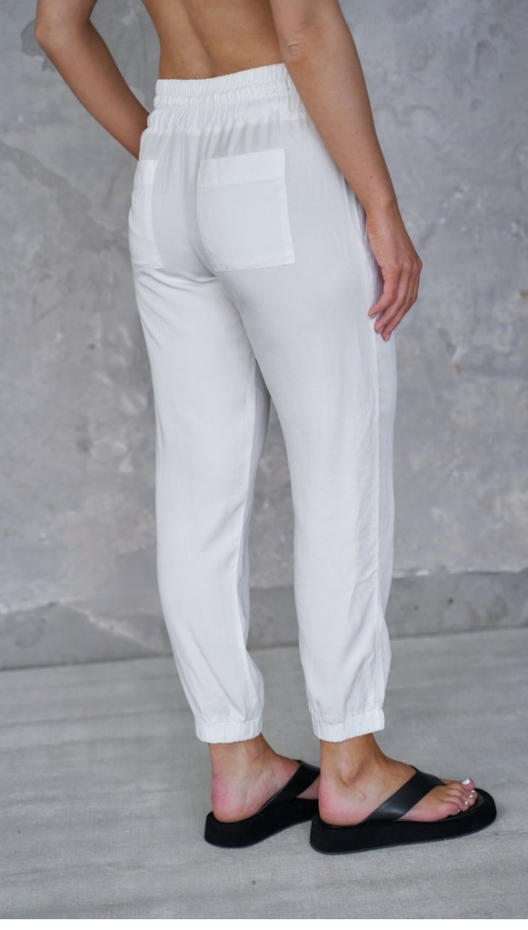 KATH TROUSERS - WHITE