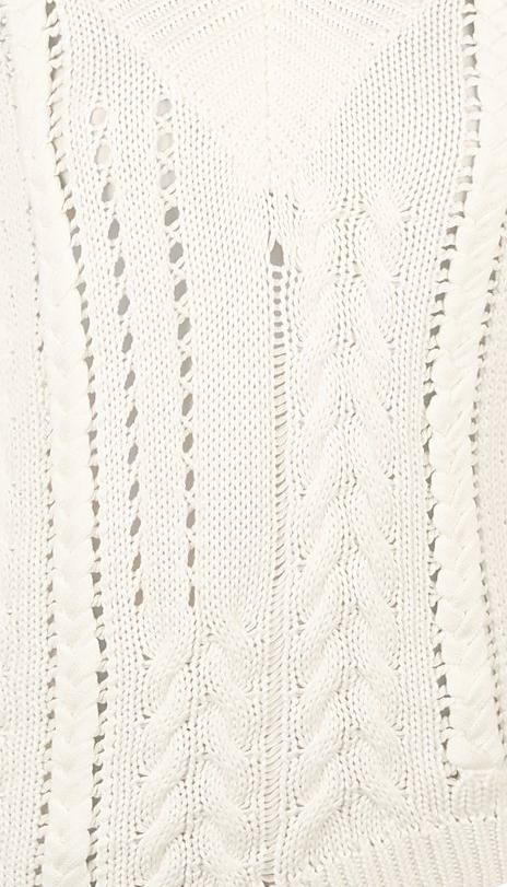 FREESIA SWEATER - IVORY