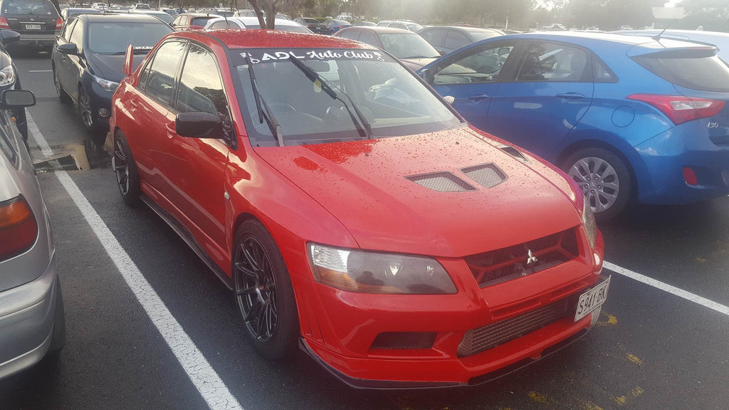 Mitsubishi Evolution - Adelaide Japanese Car Spotting