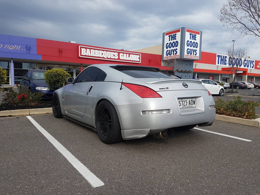 Nissan 350Z Fairlady - Adelaide Japanese Car Spotting