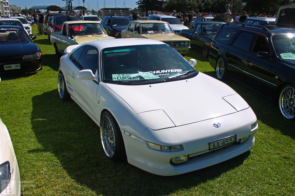 Toyota MR2 - Adelaide Japanese Car Spotting