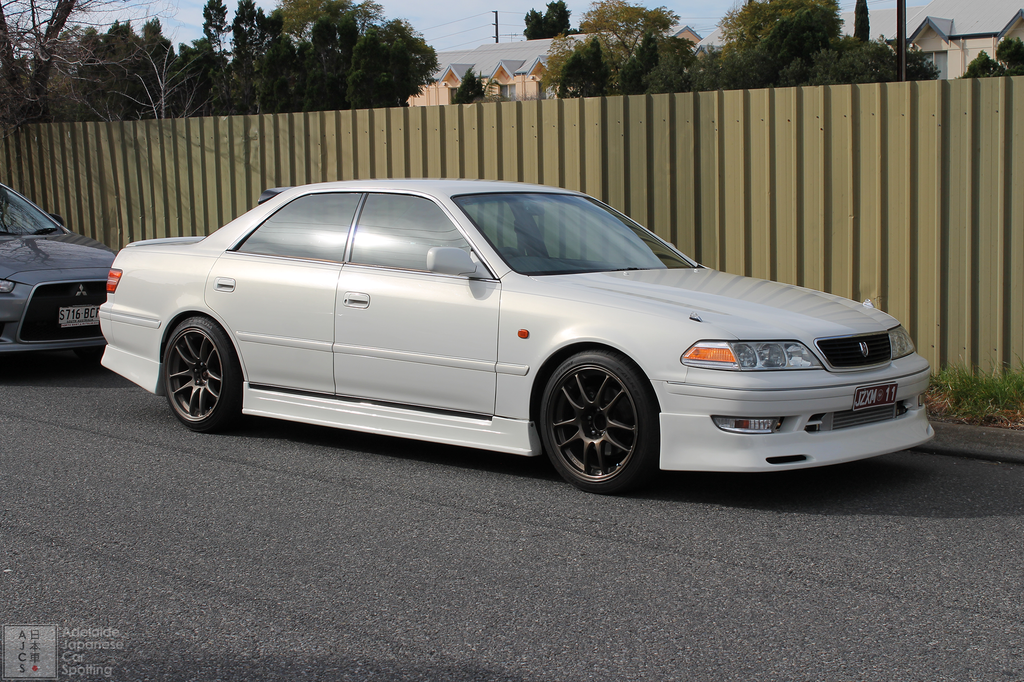 Toyota Mark II - Adelaide Japanese Car Spotting