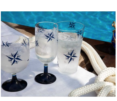NORTHWIND MINI CHAMPAGNE CUP - Boating Chic