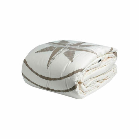 FREE STYLE Single Duvet Beige - Boating Chic