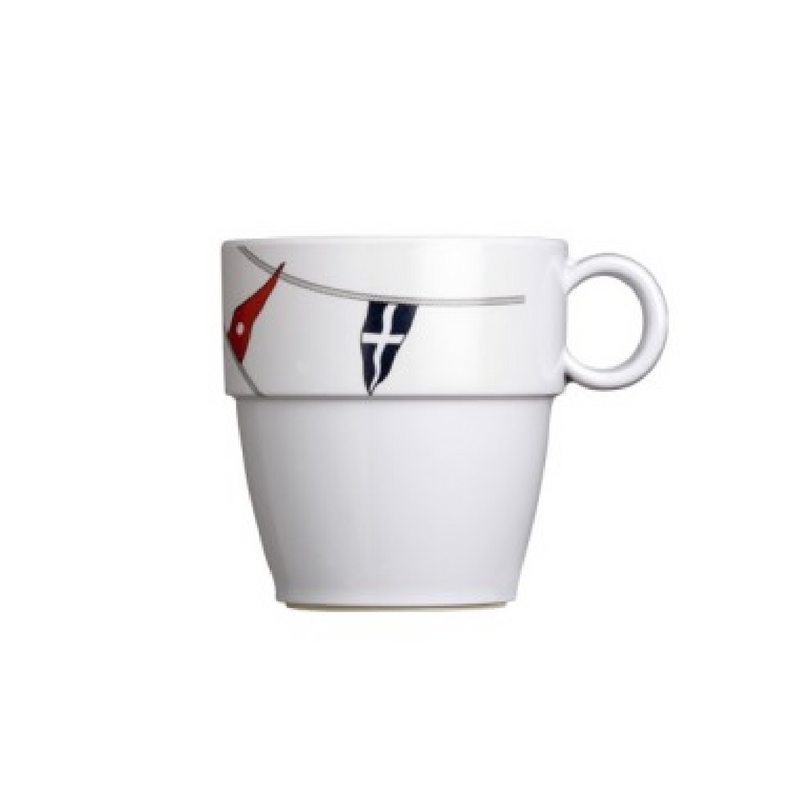 REGATA Non - Slip Mug - Boating Chic