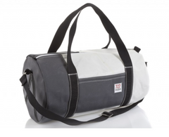 727 Travel Bag Offshore Bleu/Grey - Boating Chic