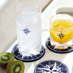 NORTHWIND, WATER GLASS - Boating Chic