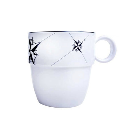 NORTHWIND MUG 6 UNIT - Boating Chic