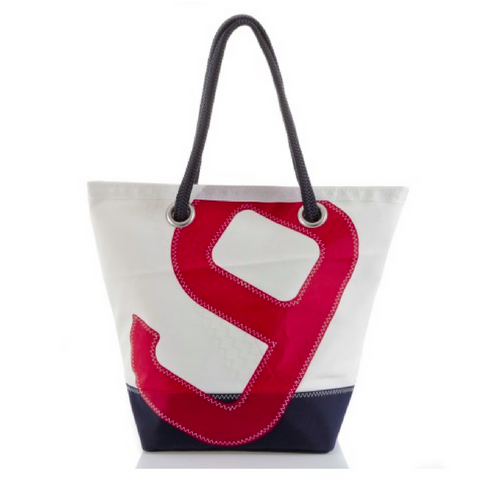 727 Shopper Bag Sam - Boating Chic