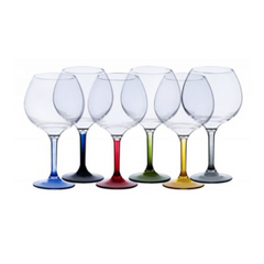 REGATA Balloon Glass - Colours Base - Boating Chic