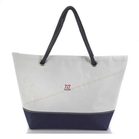 727 Travel Bag Carla Main Sail - Boating Chic