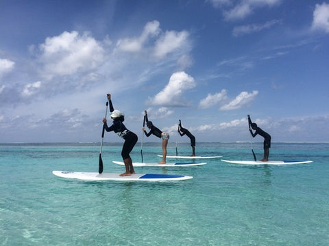What is SUP Yoga