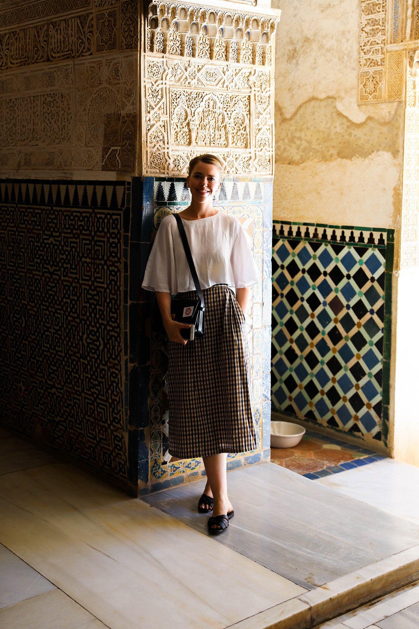 Isabelle Fox Granada Andalusia Guide