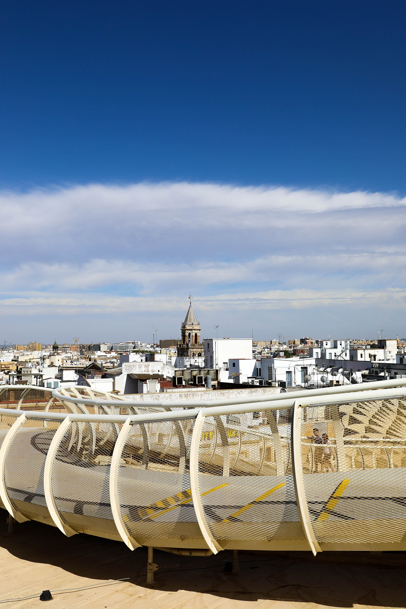 Isabelle Fox Metropol Parasol Andalusia Guide