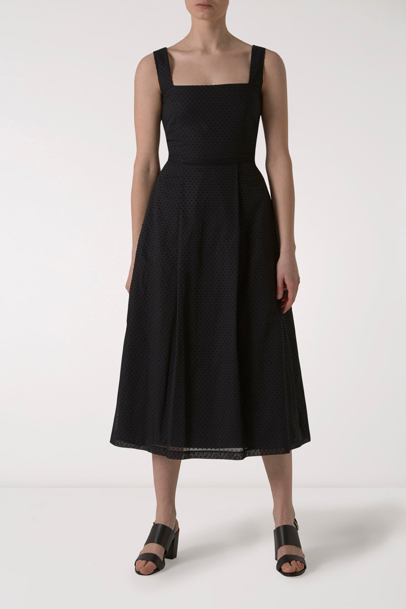 Sophia Cotton Midi Dress