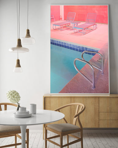 The wall market photography prints framing for Motel one shampoo