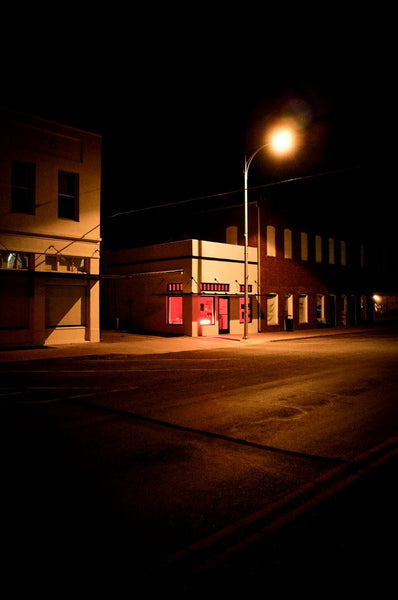 Marfa Nights