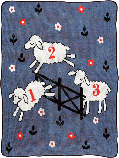 Junior Throw - Counting Sheep