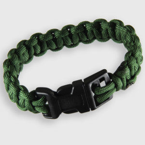 Survival Bracelet - Parachute Jewelry