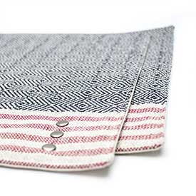 100% Cotton Placemats - Rustic Glory Set/2