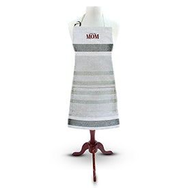 100% Cotton Apron - I Love You Mom
