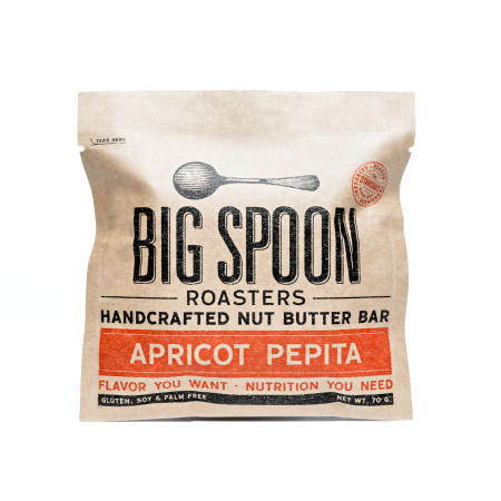 Big Spoon Roasters - Apricot Pepita Bars