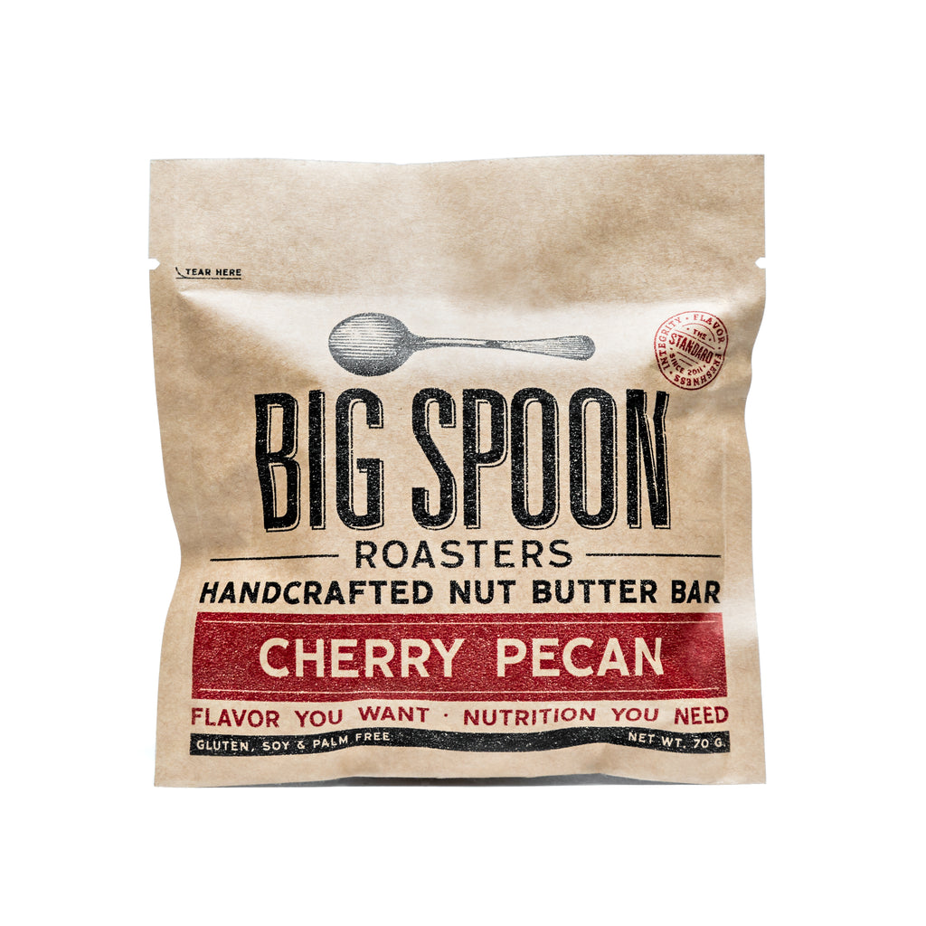 Big Spoon Roasters - Cherry Pecan Nut Butter Bar