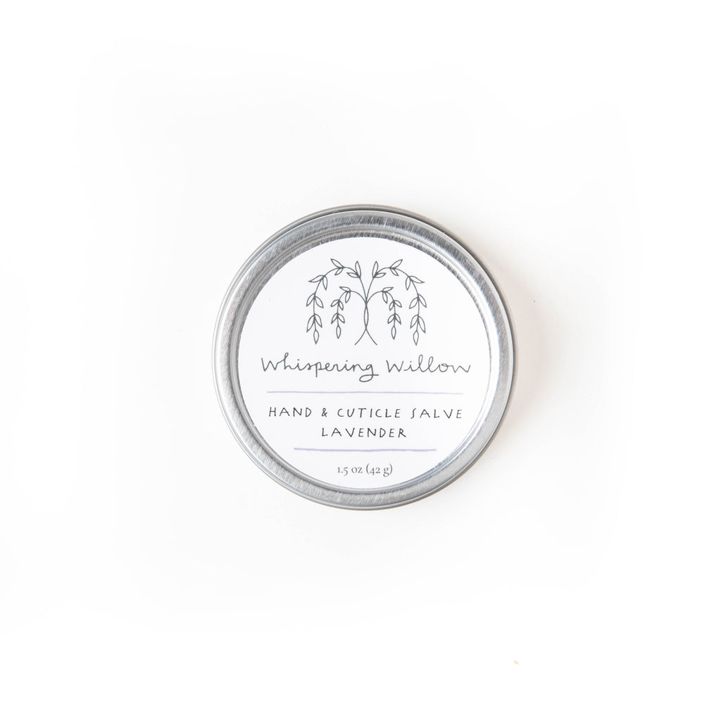 Whispering Willow - Lavender Salve