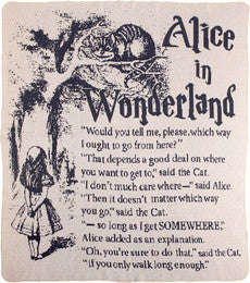 Throw - Alice In Wonderland
