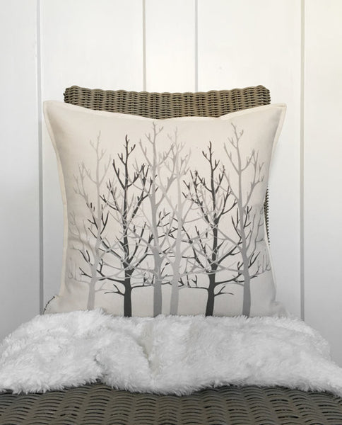 Aspen Trees Pillow - 18""
