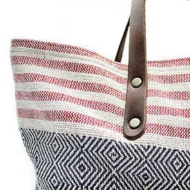 Medium Tote - Rustic Glory
