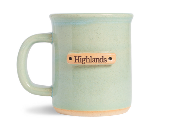 Highlands Pottery Mug