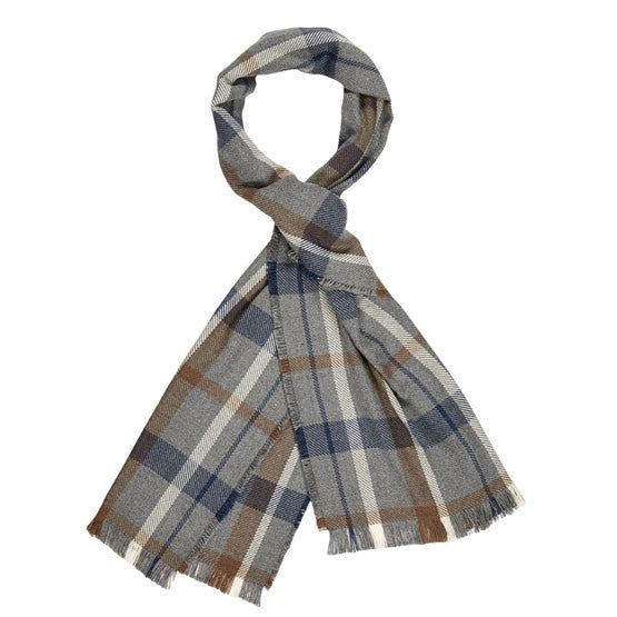 American-made Merino Wool Scarf - Joy Springs