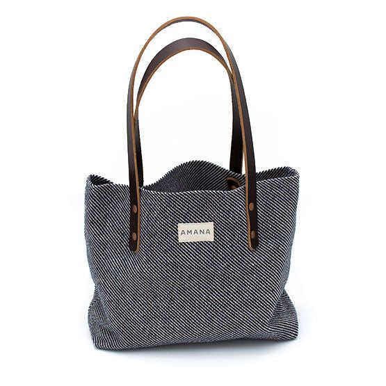 Small Tote - Navy