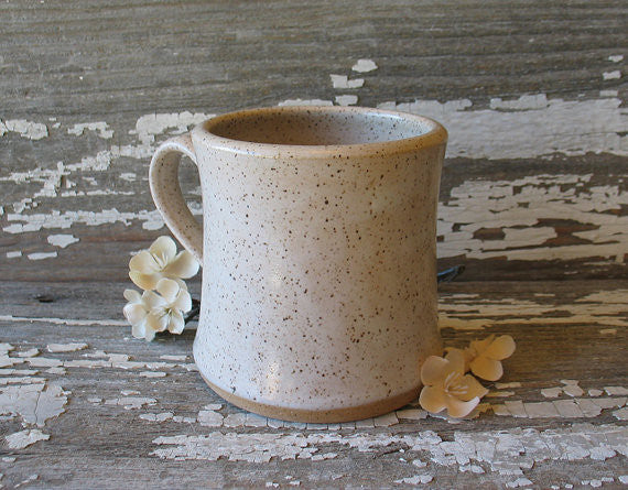 Pottery Mug - Short & Stout