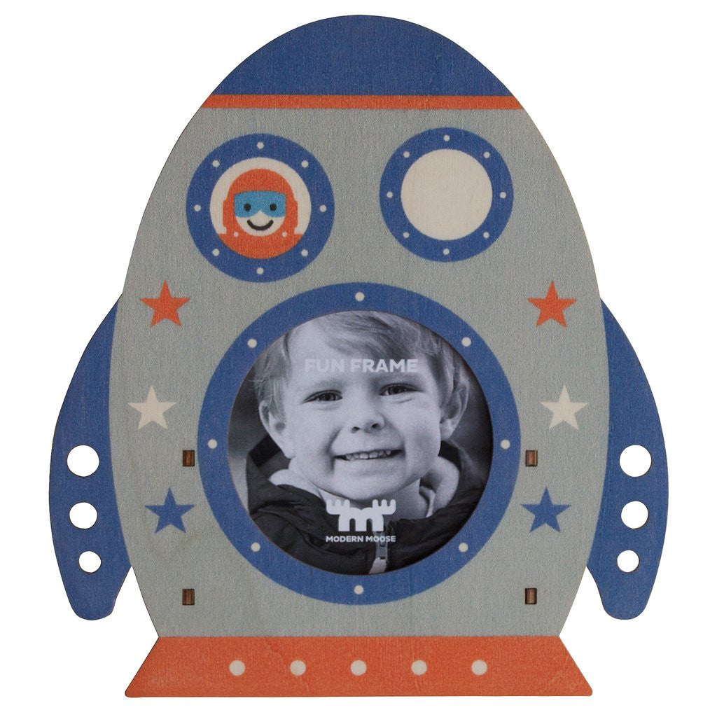 Rocket Picture Frame