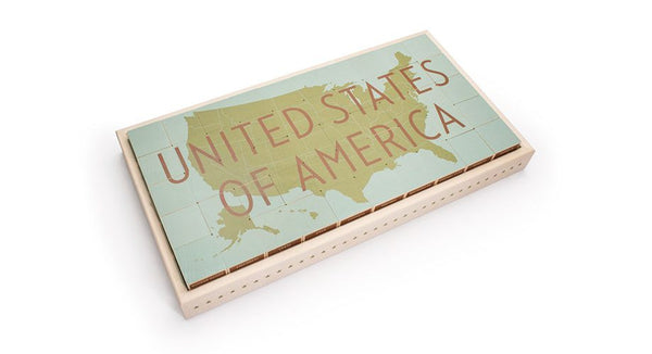 US States Blocks