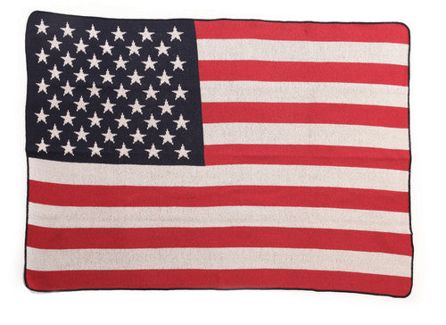 Throw - US Flag
