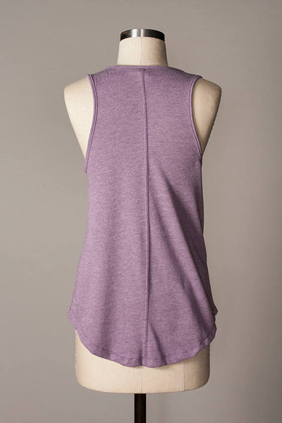 Cotton Trumpet Creeper Tank