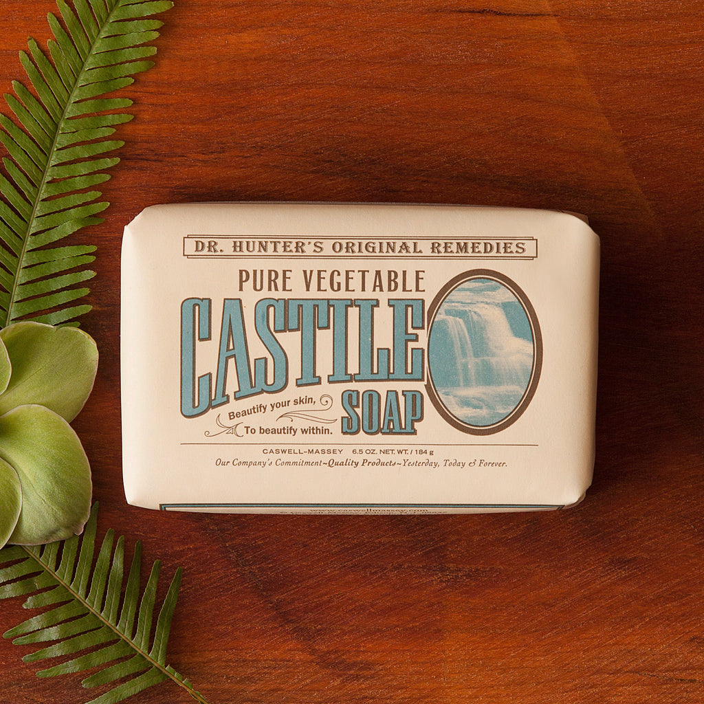 Dr. Hunter's Castille Soap
