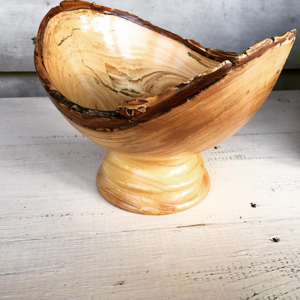 Turned Bowl - Maple